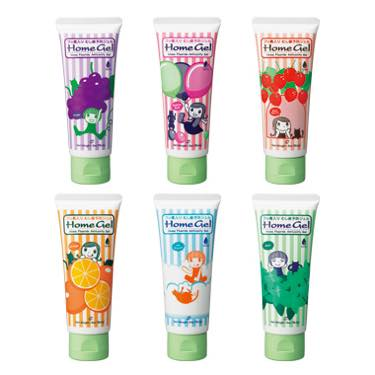 フッ素を配合した家庭用の歯磨き粉やジェルの販売も行っております